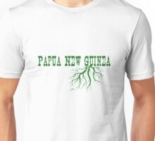 Papua New Guinea Roots Unisex T-Shirt