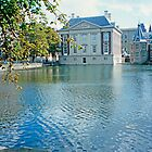 Mauritshuis Again by Priscilla Turner