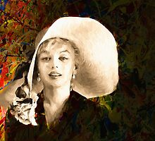 A Hat For Marilyn by John Farr