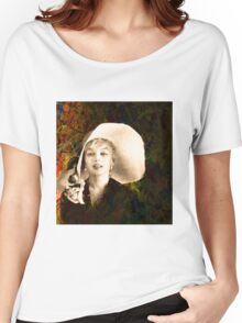 A Hat For Marilyn Women's Relaxed Fit T-Shirt