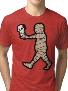 The mummy... Tri-blend T-Shirt
