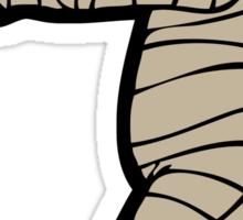The mummy... Sticker