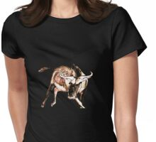 Wildebeest Womens Fitted T-Shirt
