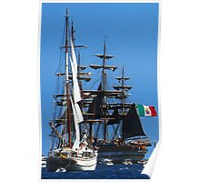 Tall ships  5 Poster