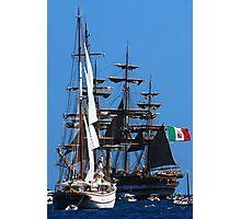 Tall ships  5 Photographic Print