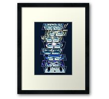 Persona 4 Critcals Framed Print