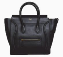 Black Céline Bag Designer Sticker by Vrai Chic