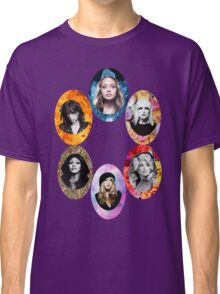 Queens of Rock Classic T-Shirt
