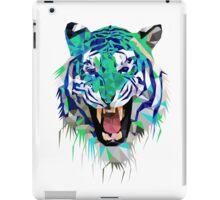 Tiger Force Teeth Face iPad Case/Skin