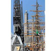 Tall Ships 10 Photographic Print