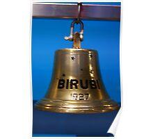 Ships Bell - Birubi 1927 Poster
