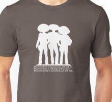 The Three Amigoes Unisex T-Shirt