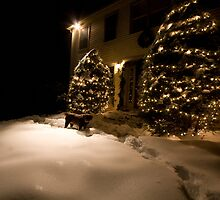 A Chocolate and White Christmas by EvaMcDermott