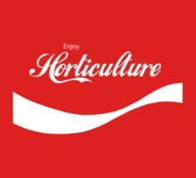 Enjoy Horticulture by ColaBoy