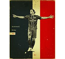 Ibrahimovic Photographic Print