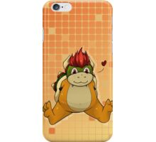 Chubby Chibi Bowser iPhone Case/Skin