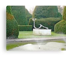 The Topiary Gardens Canvas Print