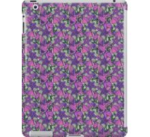 Pattern Flower [Purple] iPad Case/Skin