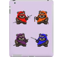 "TEENAGE MUTANT NINJA EWOKS ""TMNE"" iPad Case/Skin"