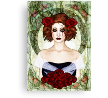 Wallflower Canvas Print