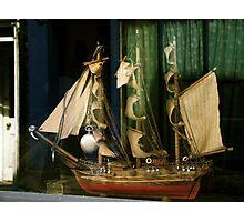 """Time to Set Sail"" Photographic Print"