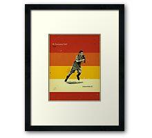 Totti Framed Print