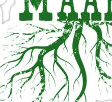Sint Maartin Roots Sticker