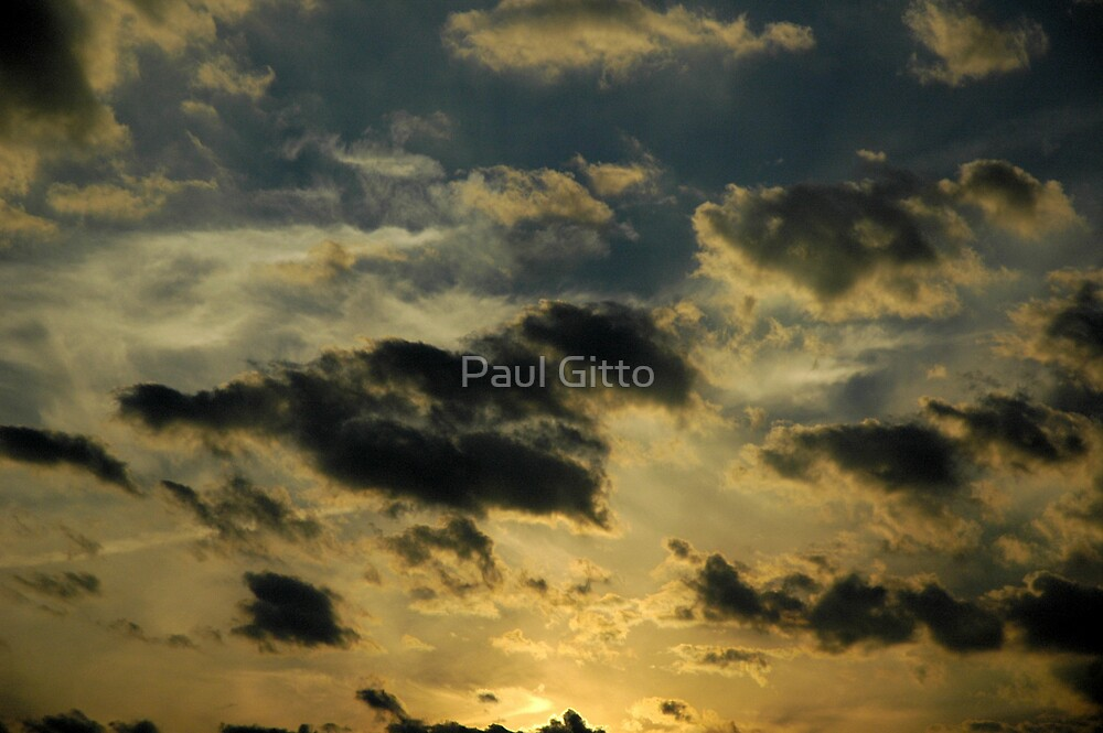 The Dark Night of the Soul by Paul Gitto