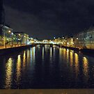 The Harbour Canal  by HELUA