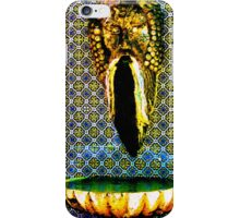 fuente de Dioses iPhone Case/Skin