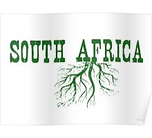 South Africa Roots Poster