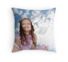 Nevaeh LaStar Throw Pillow