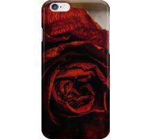 Wilting Rose iPhone Case/Skin