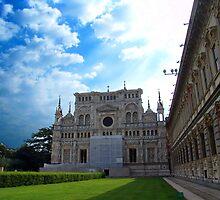 Certosa di Pavia by mmarco1954