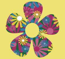 Funky Flower Kids Clothes