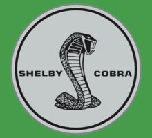 Shelby Cobra Mustang Kids Clothes