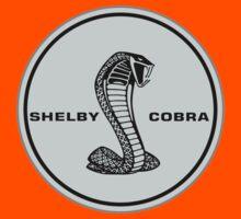 Shelby Cobra Mustang Kids Tee