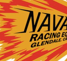 Navarro Racing Equipment Sticker