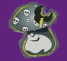 Evil Shroom by FredzArt
