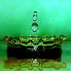 Vintage Splash by funkyfacestudio