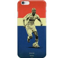 Zidane iPhone Case/Skin
