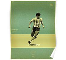 Maradona Poster