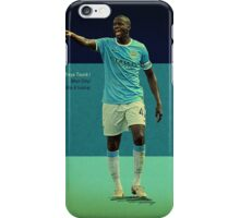 Toure iPhone Case/Skin