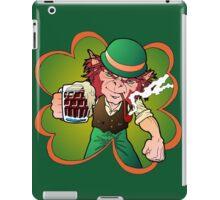 Leprechaun iPad Case/Skin