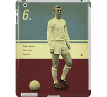 Moore iPad Case/Skin