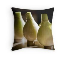 Onions! Throw Pillow