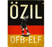 Ozil Photographic Print