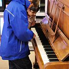 Tinkling On The Ivories by Francis Drake
