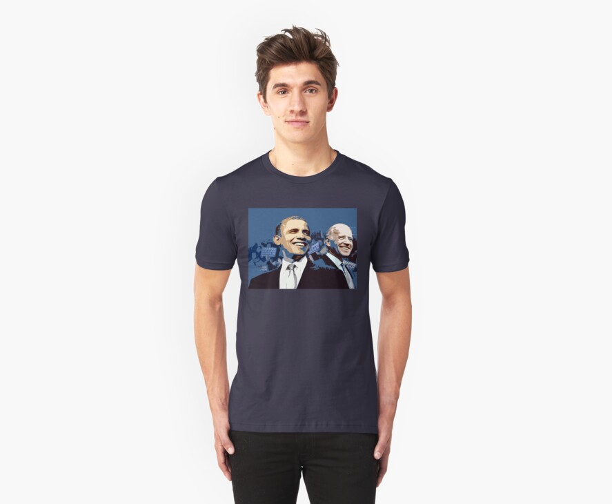 Barack_Obama and Joe_Biden by ShopBarack