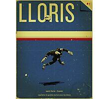 Lloris Photographic Print